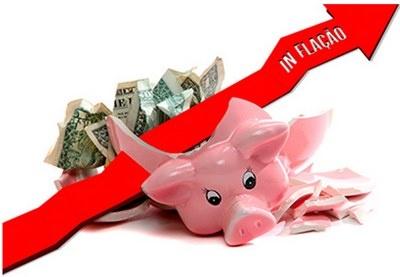 É possível não ser atingido pela Inflação – Aprenda como AQUI