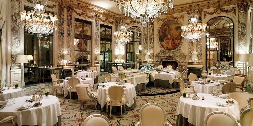 Restaurantes Caros